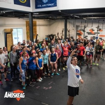 Group CrossFit Classes