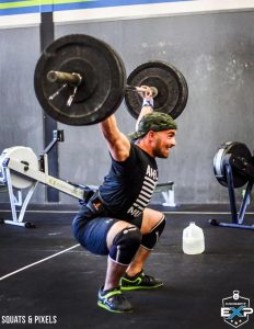 CrossFit in Manchester Snatch