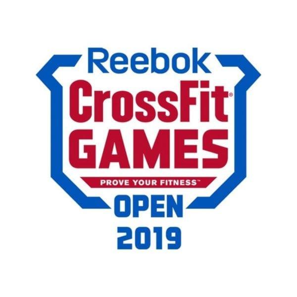 CrossFit Open 2019 Logo