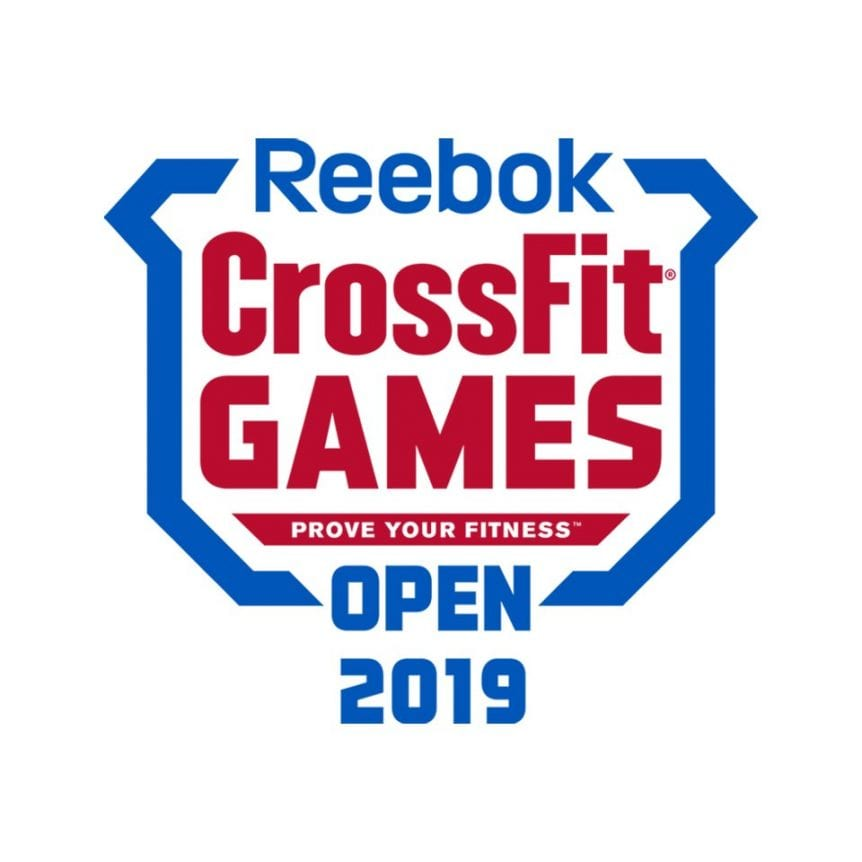 CrossFit Open 2019 Logo