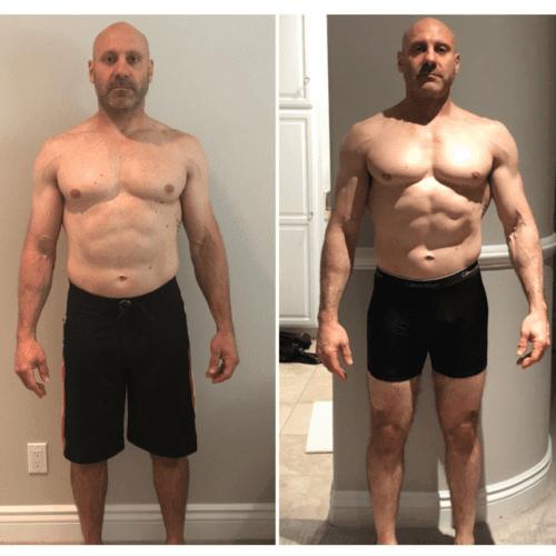 Nutrition Coaching for Men