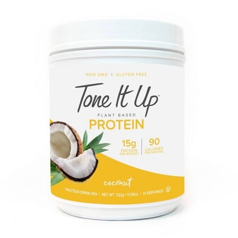 tone it up plant based protein powder in bedford nh