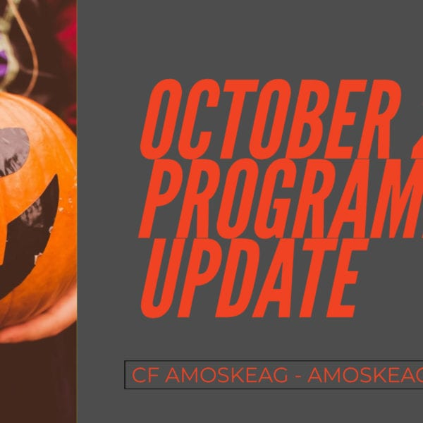 October crossfit programming update