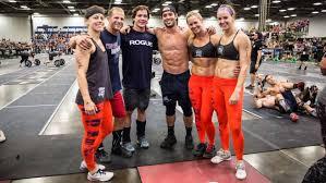 crossfit elite athletes